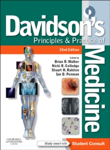 Davidson's Principles and Practice of Medicine : With STUDENT CONSULT Online Access, Paperback Book