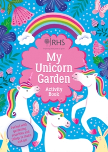My Unicorn Garden Activity Book