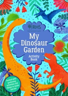 My Dinosaur Garden Activity Book