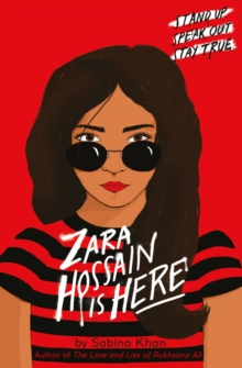 Zara Hossain is Here, Paperback / softback Book