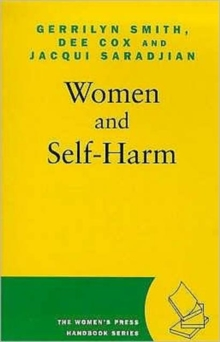 Women and Self-harm, Paperback Book