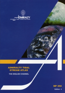 Tidal Stream Atlas : English Channel, Paperback Book