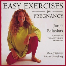 Easy Exercises for Pregnancy, Paperback Book