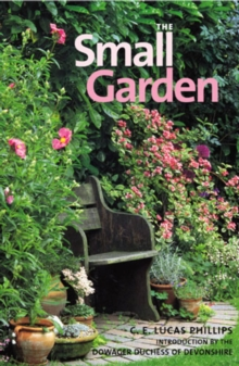 The The Small Garden, Paperback Book