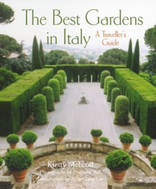 The Best Gardens in Italy, Paperback Book