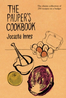 The Pauper's Cookbook, Paperback Book