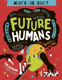 Future Humans, Paperback / softback Book