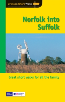 SHORT WALKS IN NORFOLK & SUFFOLK, Paperback / softback Book