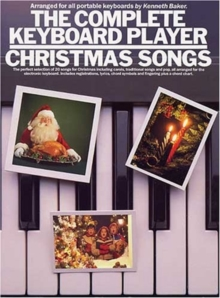 The Complete Keyboard Player : Christmas Songs