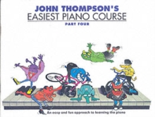 John Thompson's Easiest Piano Course : Part 4 - Revised Edition, Paperback / softback Book