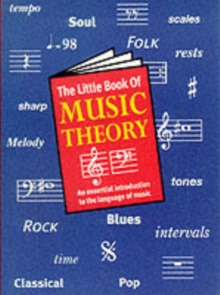 The Little Book of Music Theory, Paperback Book