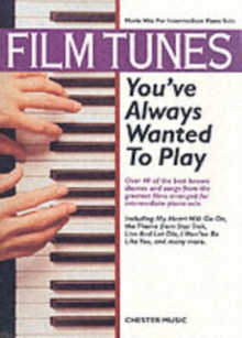 Film Tunes You've Always Wanted To Play, Paperback Book