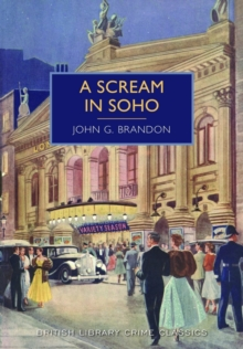 A Scream in Soho, Paperback Book