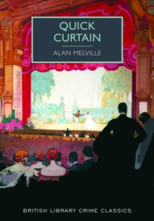 Quick Curtain, Paperback Book
