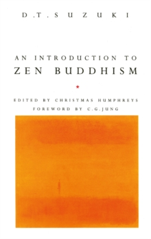 An Introduction To Zen Buddhism, Paperback Book