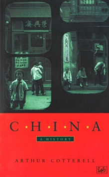 China : A History, Paperback Book