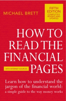 How to Read the Financial Pages, Paperback Book