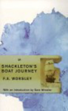 Shackleton's Boat Journey, Paperback Book