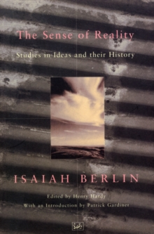 The Sense Of Reality : Studies in Ideas and their History, Paperback Book