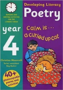 Poetry: Year 4 : Reading and Writing Activities for the Literacy Hour, Paperback Book