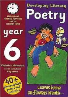 Poetry: Year 6 : Reading and Writing Activities for the Literacy Hour, Paperback Book