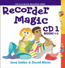 Recorder Magic CD 1 (For books 1 & 2), CD-Audio Book