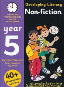 Non-fiction: Year 5 : Reading and Writing Activities for the Literacy Hour, Paperback Book