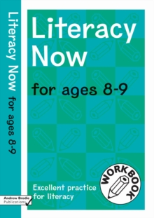 Literacy Now for Ages 8-9, Paperback Book