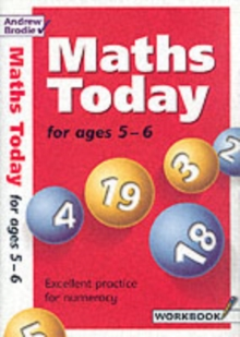 Maths Today for Ages 5-6, Paperback Book