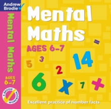 Mental Maths for Ages 6-7, Paperback Book