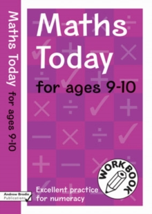 Maths Today for Ages 9-10, Paperback Book