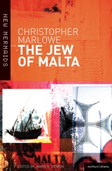 The Jew of Malta, Paperback Book