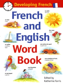 French and English Word Book, Paperback Book