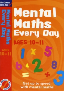 Mental Maths Every Day 10-11, Paperback Book
