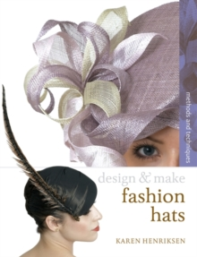Fashion Hats, Paperback Book