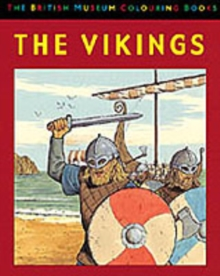 Vikings Colouring Book, Paperback Book