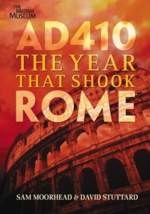 AD 410: The Year that Shook Rome, Paperback Book