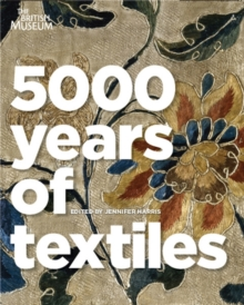 5000 Years of Textiles, Paperback Book