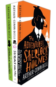 The Sherlock Holmes Stories Pack, Paperback / softback Book