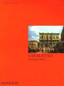 Canaletto, Paperback Book