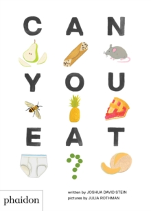 Can You Eat?, Board book Book