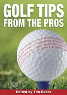 Golf Tips from the Pros, Paperback Book