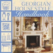 Georgian House Style Handbook, Paperback Book