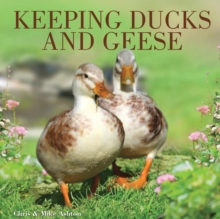 Keeping Ducks and Geese, Paperback Book