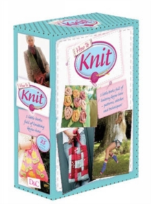 How to Knit, Hardback Book