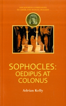 Sophocles : Oedipus at Colonus, Paperback / softback Book