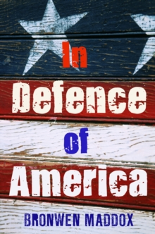 In Defence of America, Hardback Book