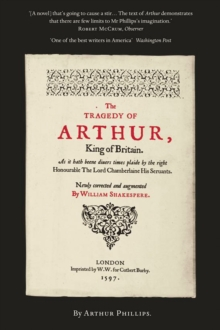 Tragedy Of Arthur, Hardback Book