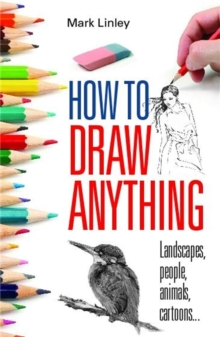 How To Draw Anything, Paperback Book