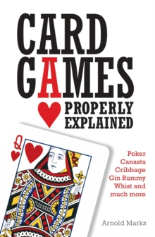 Card Games Properly Explained, Paperback Book